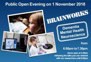 Open Evening Cambridge BRC event