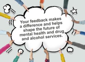 feedback speech bubble