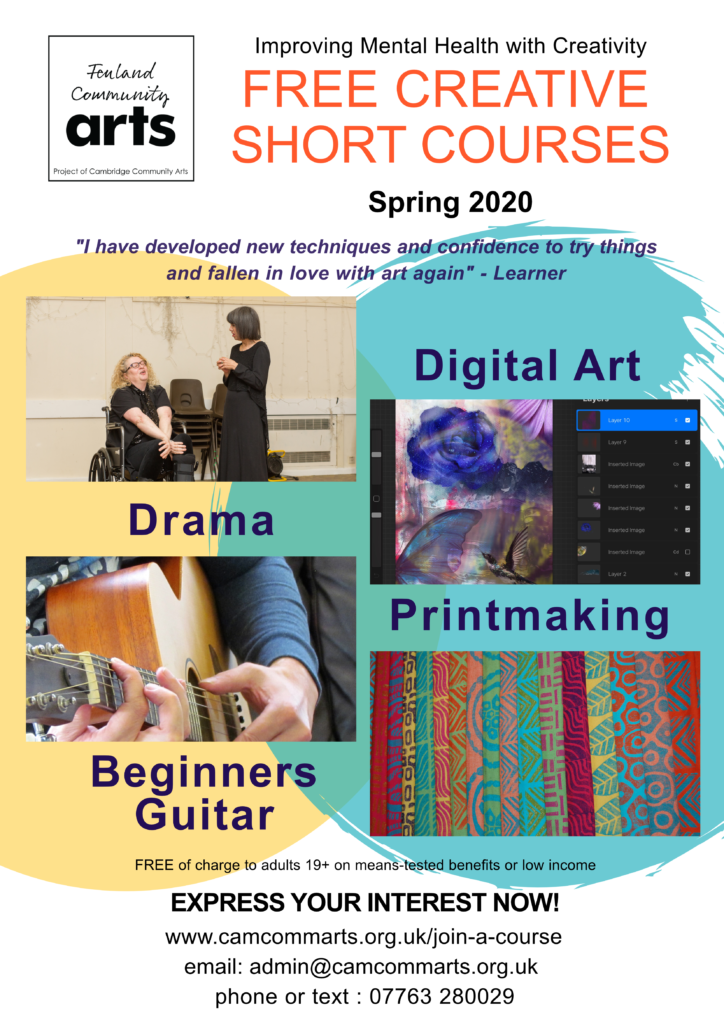 Fenland Spring 2020 page 1