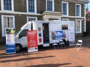 Huntingdon Event NHS Checks