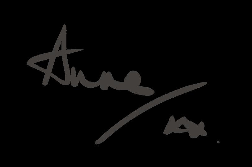 Anne's Signature