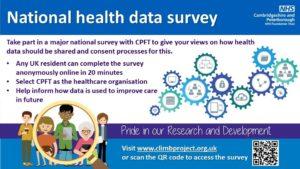 National Health data survey