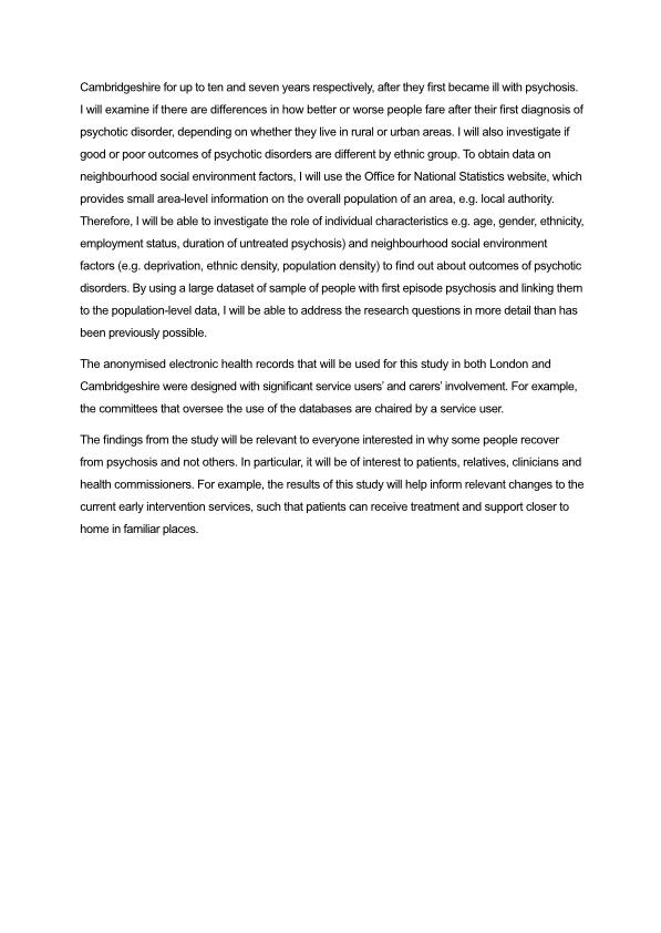 Oduola- Lay summary- SUCRG page 2
