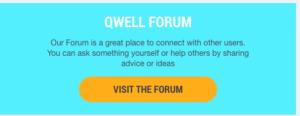QWell.io forum