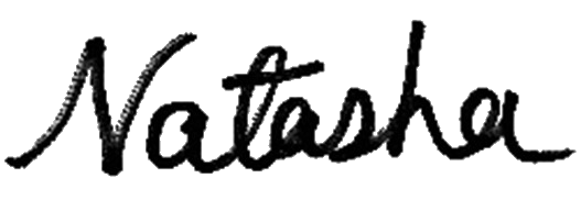 Natasha signature