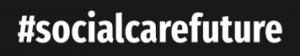 cropped #socialcarefuture logo